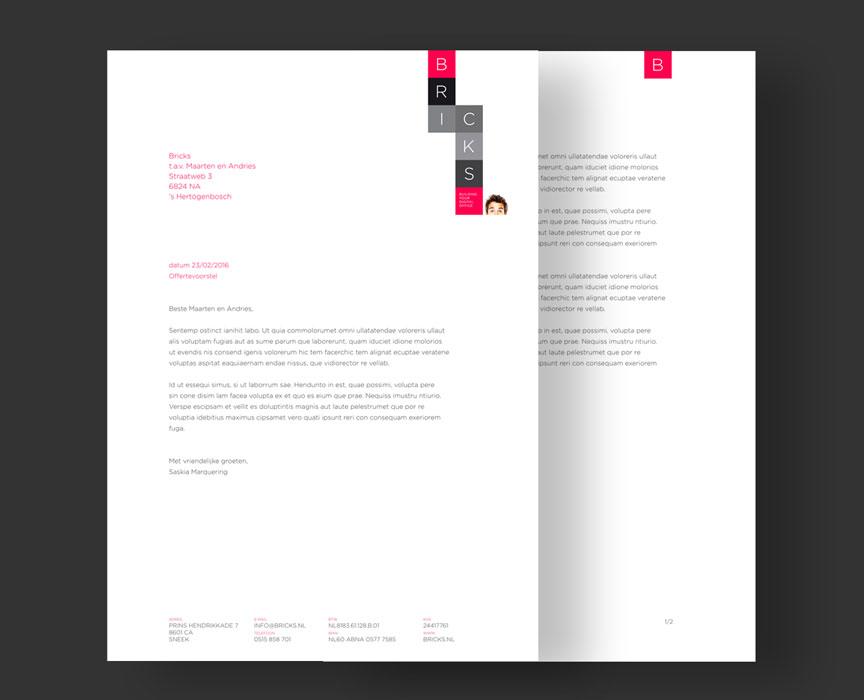 studio-broodnodig-bricks-huisstijl-brief