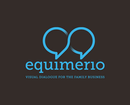 Equimerio ontwerp logo